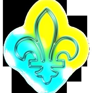 112425-glowing-green-neon-icon-symbols-shapes-royal